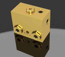 China Proportionele rem Release directionele hydraulische magneetventiel WYS-1 H leverancier