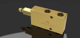 China Proportionele solenoïde LTPHF Balancing directionele hydraulisch ventiel leverancier