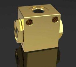 Shuttle directionele hydraulische solenoïde ventiel SF-H10L voor rupskraan