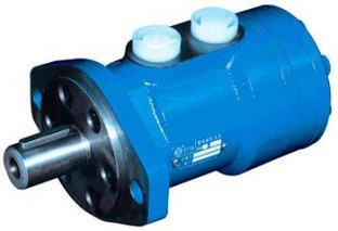 Hoge druk hydraulische Orbit Motor BM1 voor 50 / 100 / 200 / 400 ml/r