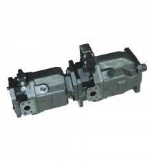 China Axiale zuiger druk Control Tandem hydraulische pomp A10VSO140 voor 1800 Rpm leverancier