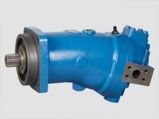 A6VM hydraulische Rexroth zuigerpompen voor 80 / 107 / 125 / 160 cc