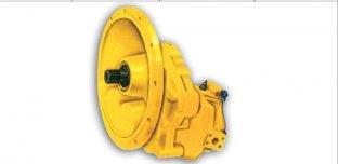 A8V107 / 125 / 160 variabele verplaatsing dubbele Rexroth hydraulische pomp