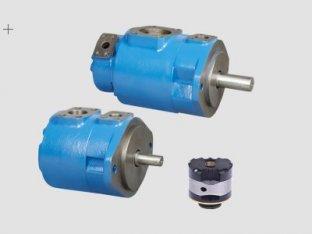 20V, 25V, 35V, 45V, VQ SQP één Vickers-hydraulische Vane Pump