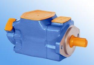 China 3525V 1500-600 Rpm Tandem hydraulische Vane Pump met Water-Glycol vloeistof leverancier