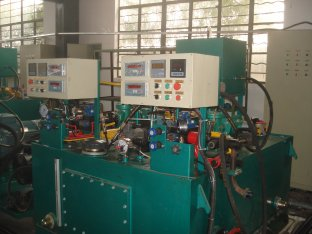 Engineering hydraulische pomp systemen voor industrie Machine
