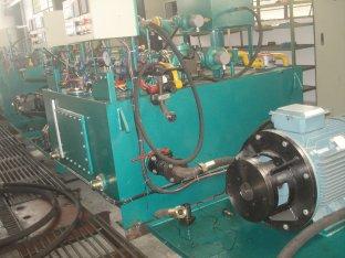 Industriële hydraulische pomp systemen voor Engineering / schip Machine