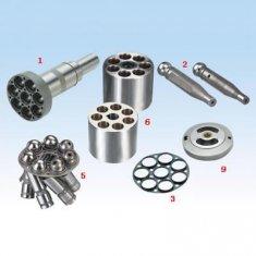 A2F12 / 23 / 28 / 55 / 80 / 107 / 125 / 160 hydraulische pomp delen