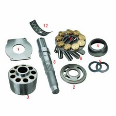 China Rexroth A4VSO40 / 45 / 56 / 71 / 125 / 180 / 250 / 355 hydraulische pomp delen leverancier