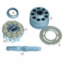 China PVE19 / 21 Vickers-hydraulische pomp onderdelen voor 19cc, 21cc leverancier