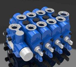 China Ontwerpprincipe Multi weg hydraulische directionele stuurventiel 4GCJX-G12L leverancier