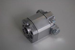 500 - 4000 R/min Micro Marzocchi hydraulische Gear pompen BHP280-D-14