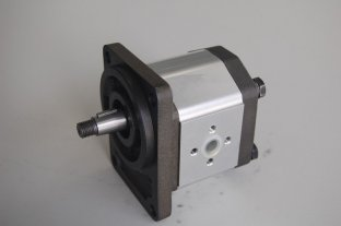 China 2B2 Micro Engineering Rexroth hydraulische Tandwielpompen voor machines leverancier