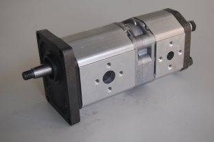 China BHP280-D-20 BHP280-D-22 BHP280-D-25 Rexroth Tandwielpompen hydraulische leverancier